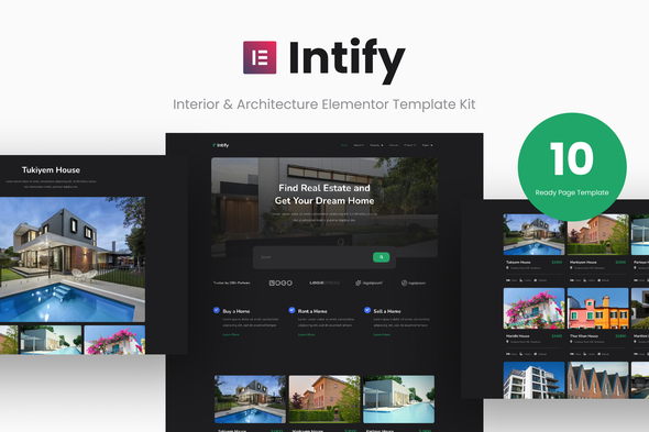 [Free Download] Intify – Real Estate Elementor Template Kit (Nulled) [Latest Version]